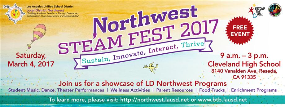Northwest STEAM Fest 2017