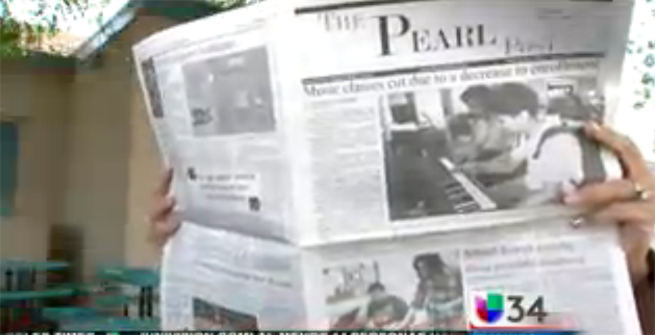 The Pearl Post on Univision
