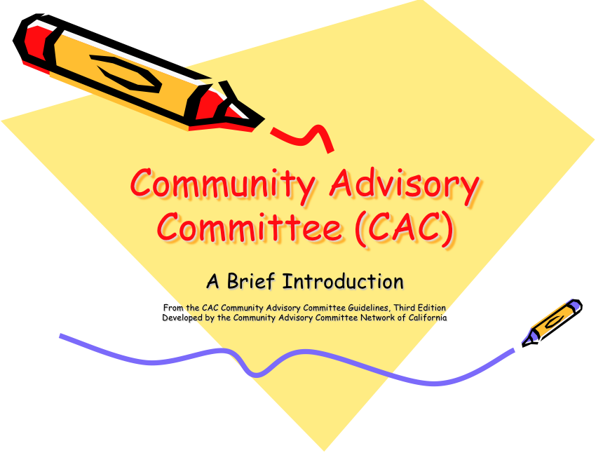 CAC Information