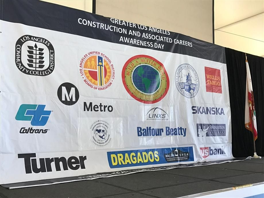 LAUSD 9th Annual Greater Los Angeles Construction and Associates Careers Awareness Day