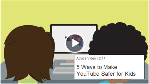 YouTube Safer