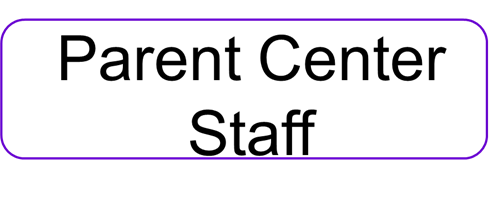Parent Center Staff