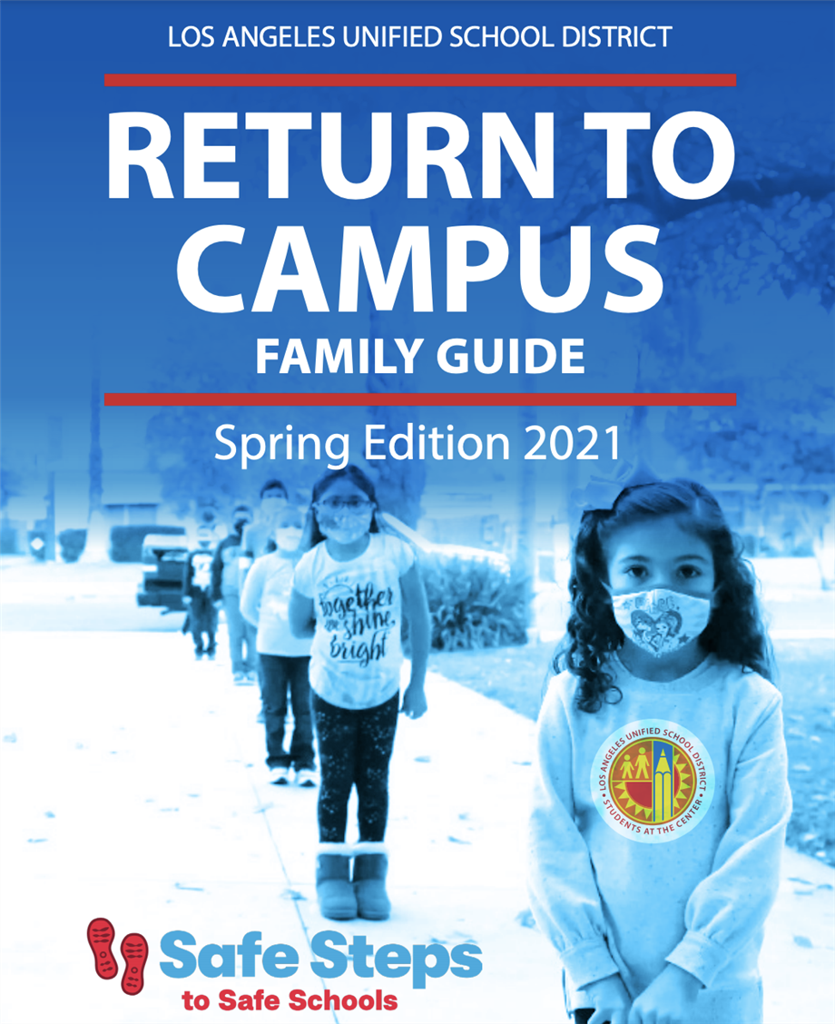 Return to Campus Guide Eng