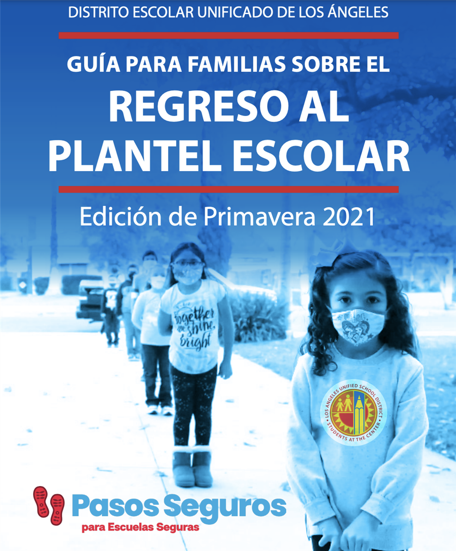 Return to School Campus Family Guide (spanish)