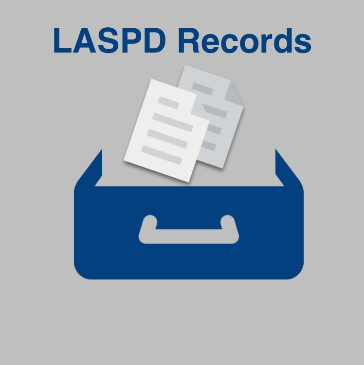 LASPD Records