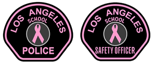 LASPD Pink Patch Project