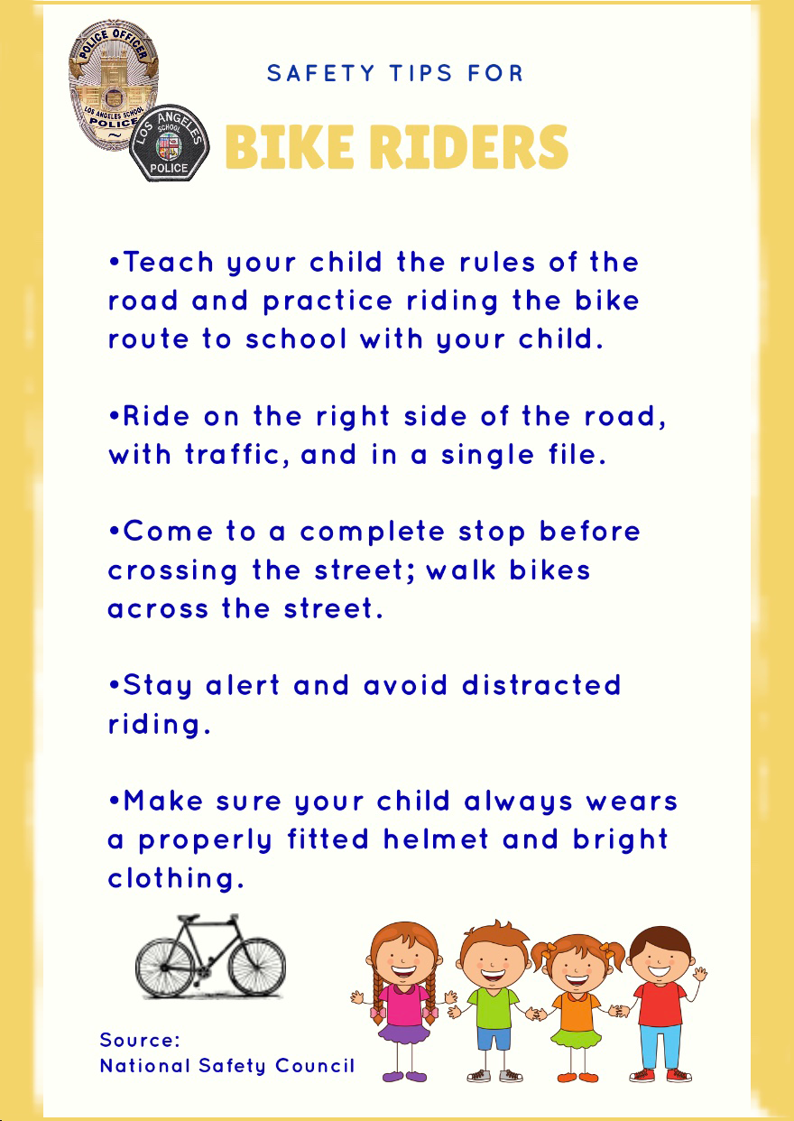 Safety Tips Biker Riders