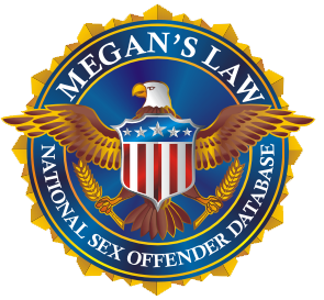 Megan's Law Seal