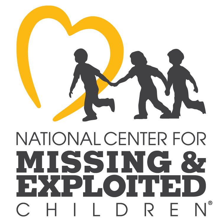 Missing and Exploited Children logo