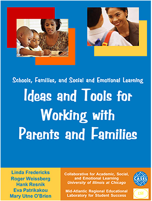 Ideas and Tools for Working with Parents and Families Book