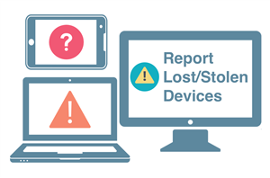 report lost/stolen devices