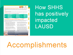 SHHS Accomplishments