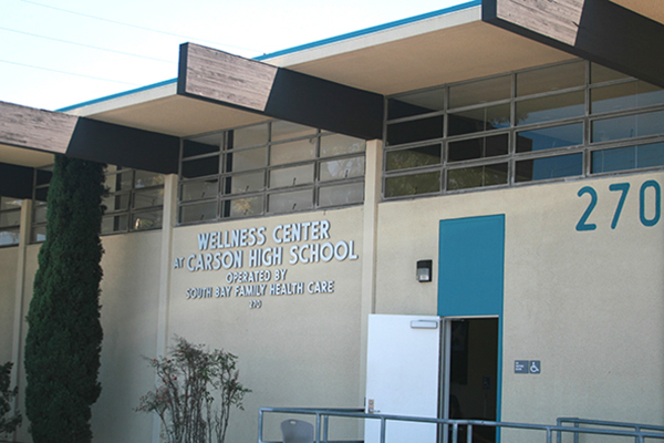 Carson Wellness Center