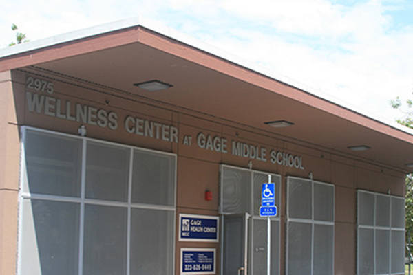 Gage MS Wellness Center