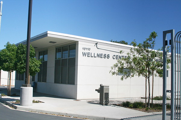 Jordan Wellness Center