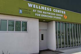Maywood Center for Enriched Studies - Wellness Center