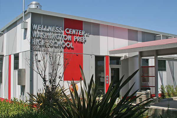 Washinton Prep Wellness Center