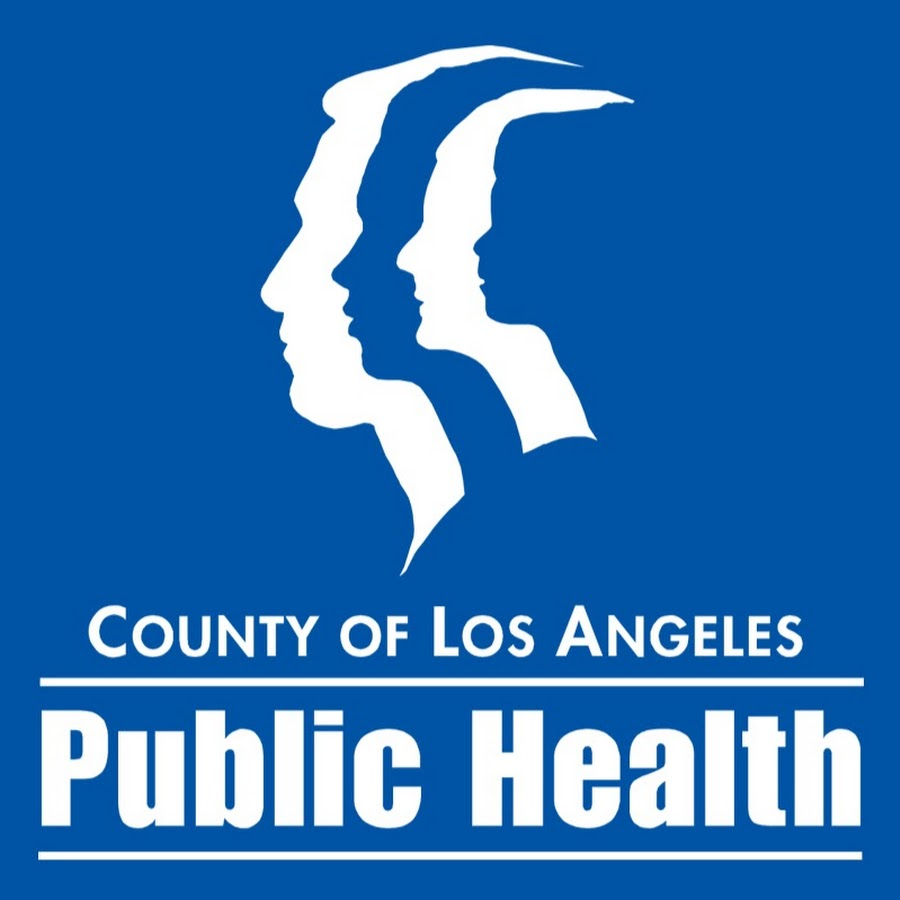 County of Los Angeles Public Health logo
