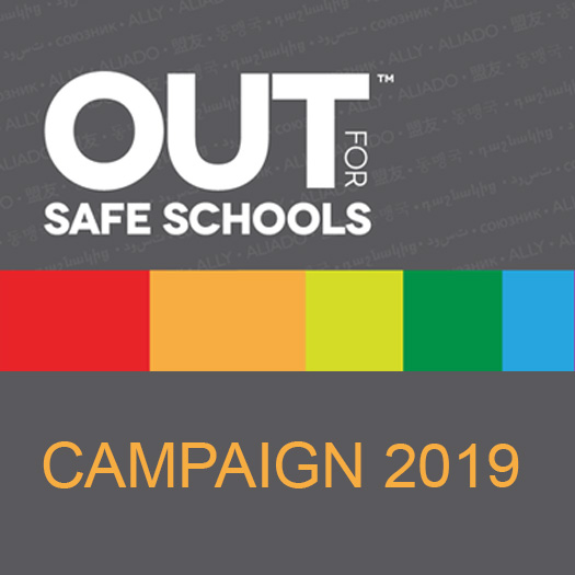 Out for Safe Schools Campaign 2019