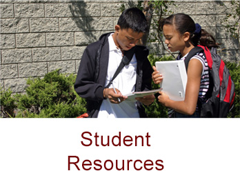 Student Resources - button
