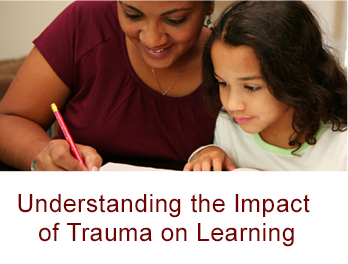 Understanding the Impact pf Trauma on Learning - button