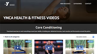 Core Conditioning (Beginner/Intermediate)