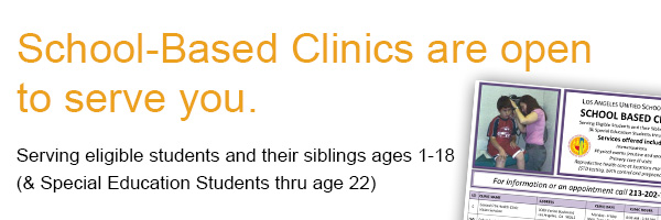 School Based Clinics