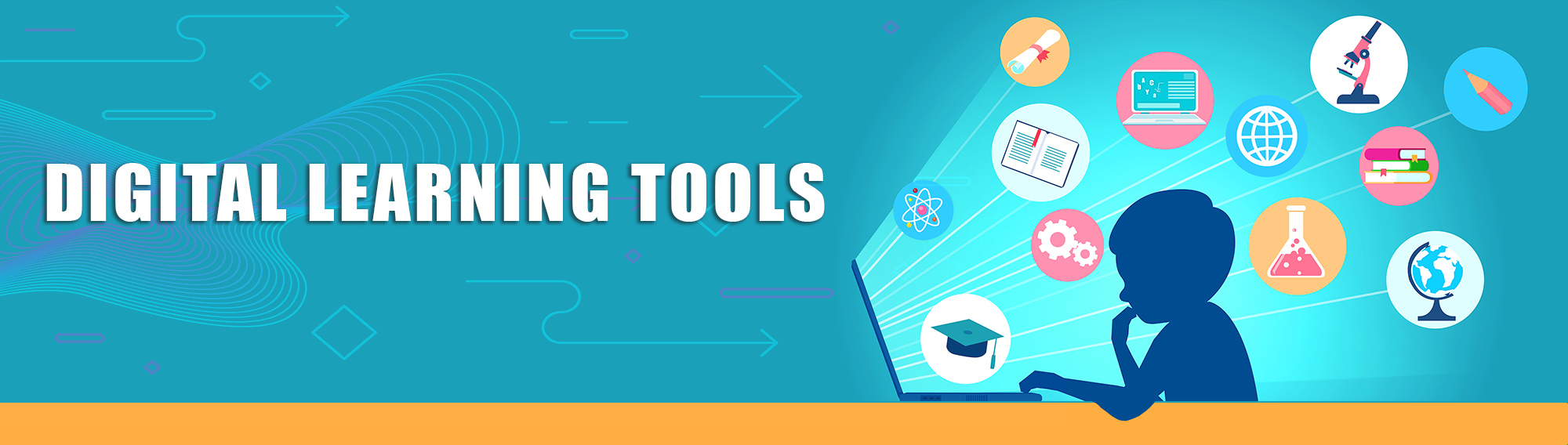 Digital Learning Tools Banner