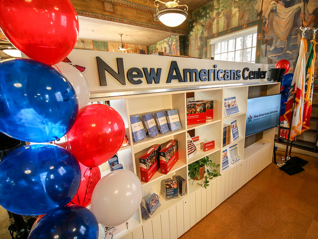 New Americans Center