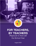 For Teachers By Teachers