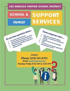 Special Education Flier