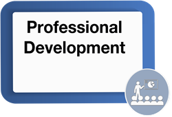Professional Development ICON