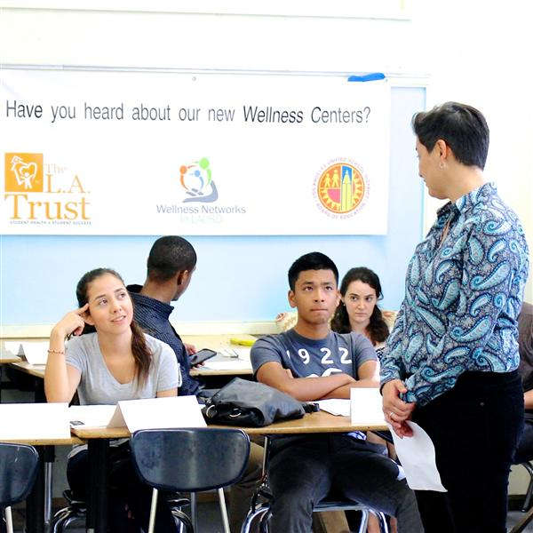 LAUSD Linked Learning Office / Internships for Students