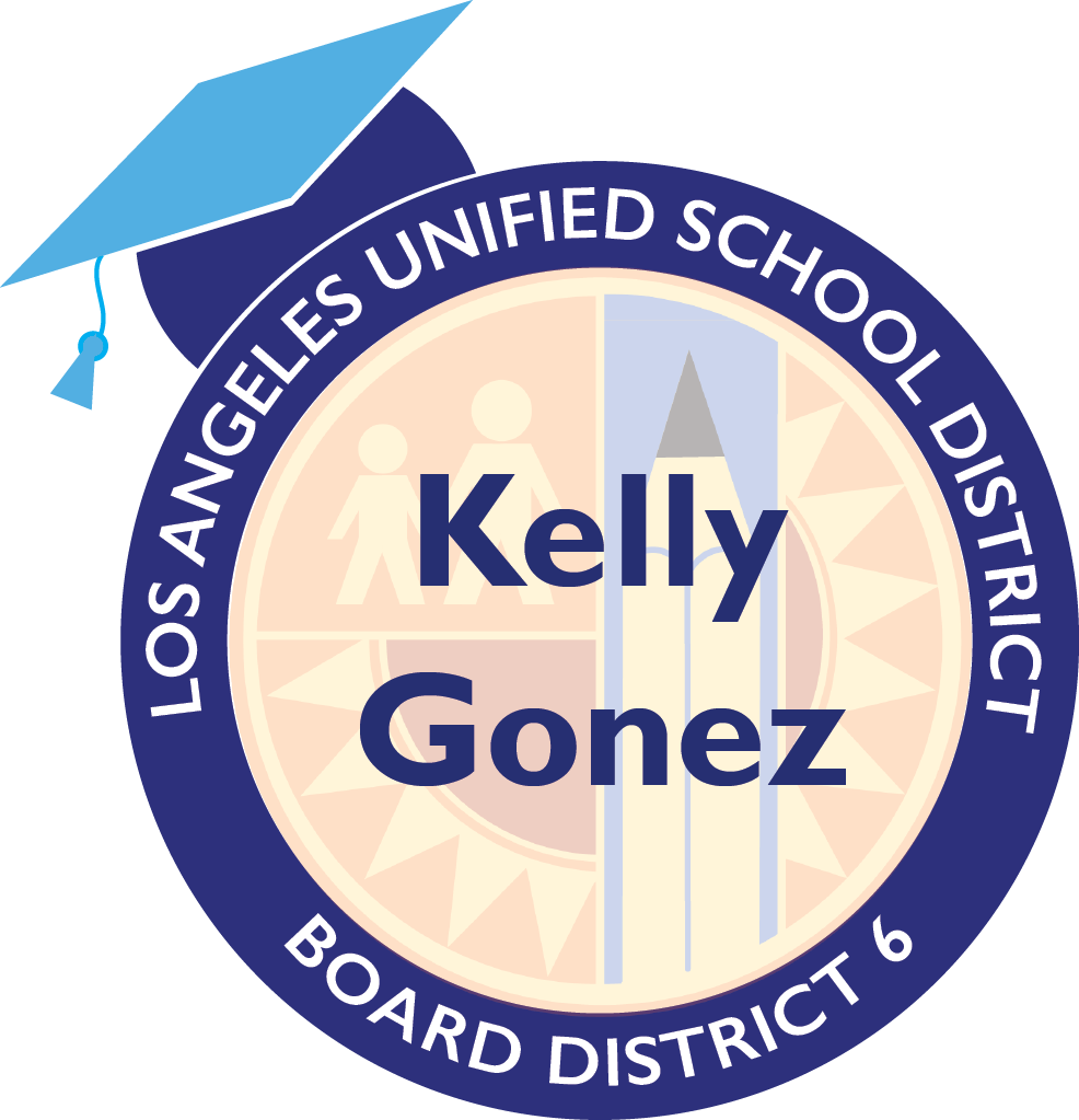 Logo for Board Member Kelly Gonez