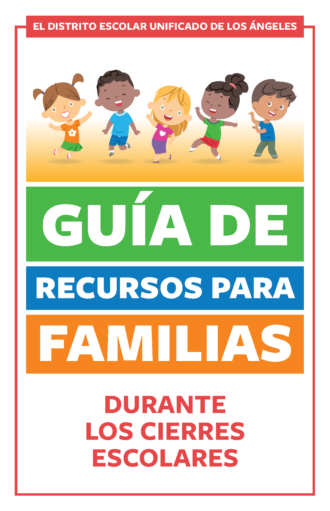 Click here for the Family Resource Guide in Spanish
