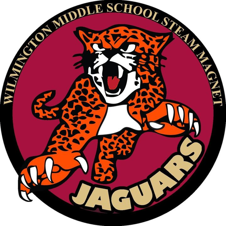 Wilmington STEAM Middle School Logo