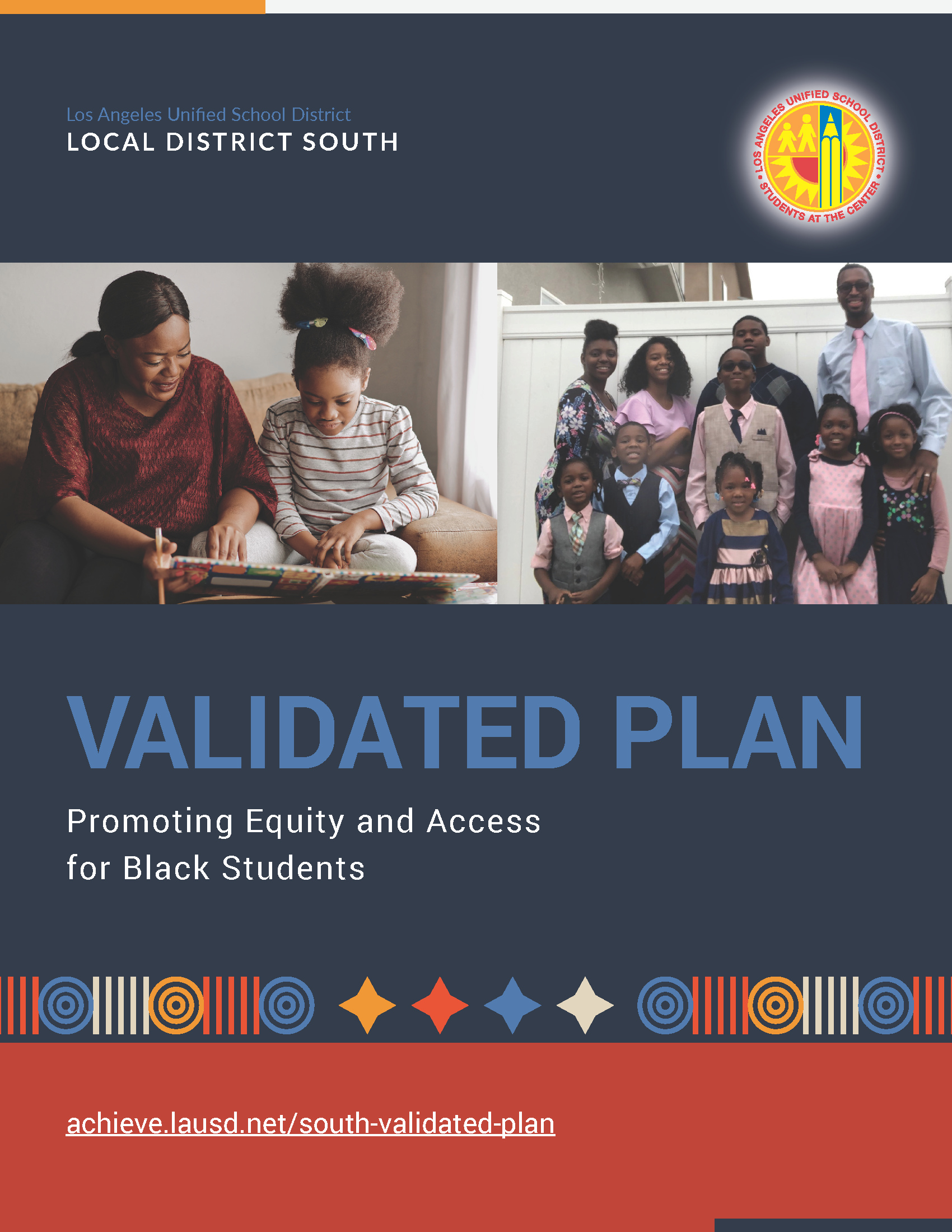 Validated Plan Cover Page (graphic)