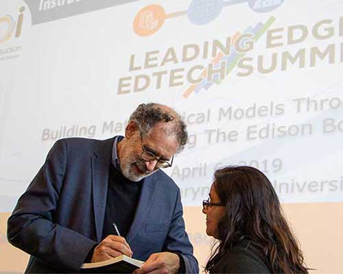 Mit Inventor Inspires L A Unified Educators To Cultivate Creativity