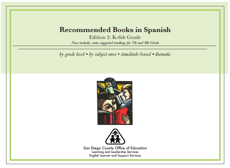 Recommended Spanish Literature