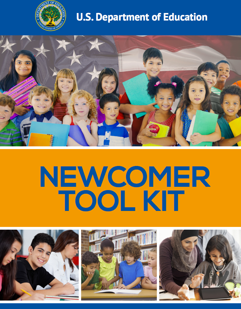 US Department of Education Newcomer Toolkit