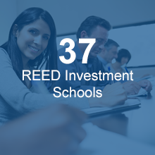37 REED Investment Schools