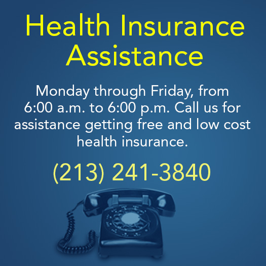 Health Insurance Assistance