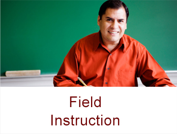 Field Instruction - button