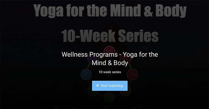 Yoga for the Mind and Body - Highlights