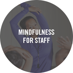 Mindfulness for Staff