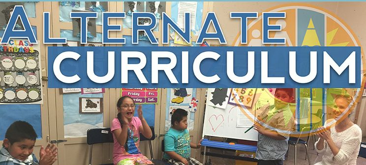 June 2017 Alternate Curriculum Newsletter