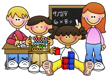 Image result for Elementary Math Clip Art