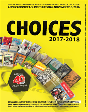 Choice Brochure
