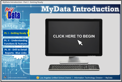 MyData Introduction