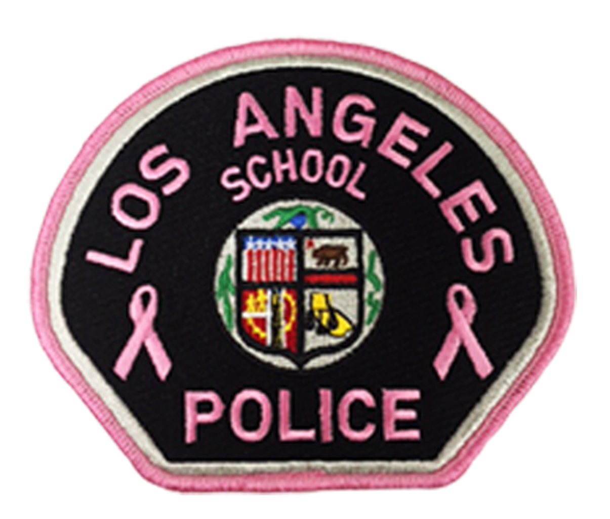 LASPD Pink Patch